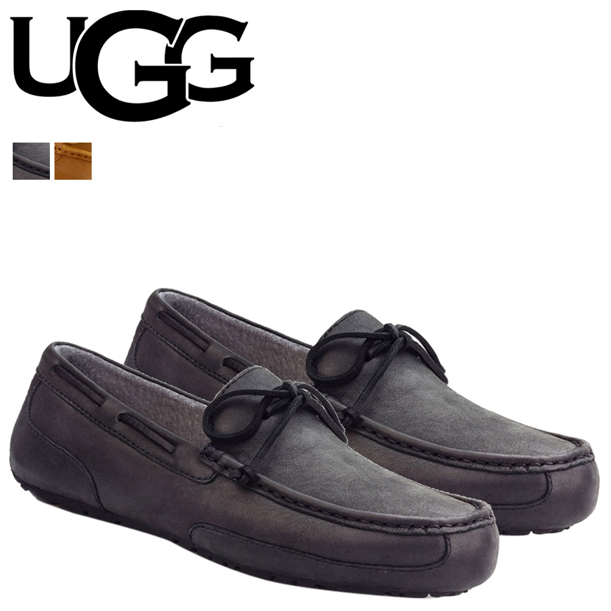 2d079b524e1377 Whats up Sports: UGG UGG mens moccasins in Chester deck shoes MENS ...