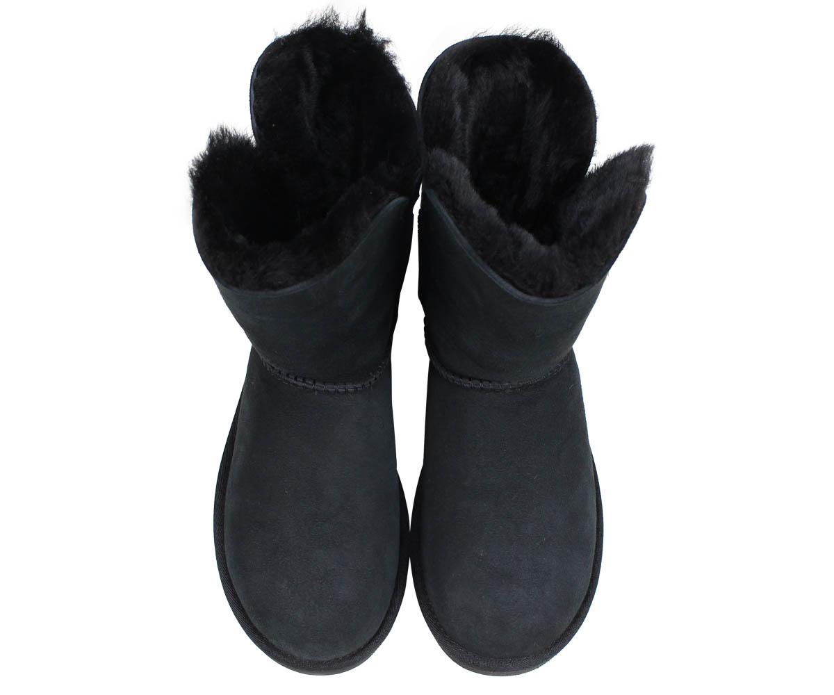 5299d708e66 アグ UGG レディースベイリーボタンブリングブーツムートン BAILEY BUTTON BLING sheepskin 3349 1016553  Lady's
