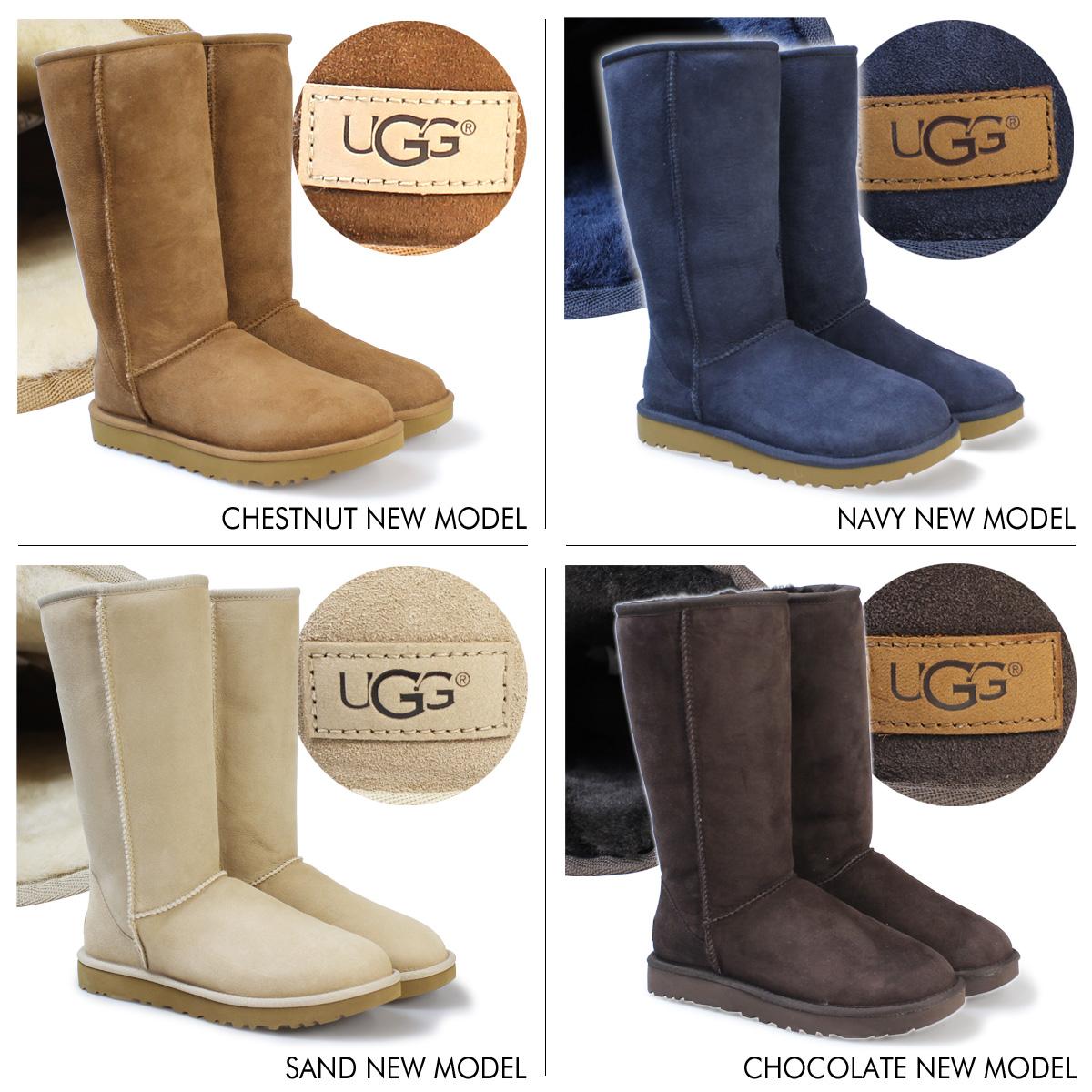 UGG Ugg Classic Tall Sheepskin boots WOMENS CLASSIC TALL 5815 Sheepskin women's