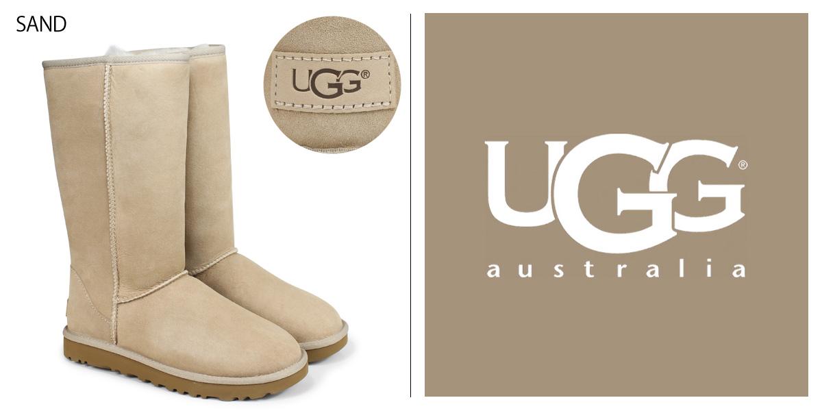 1eade9a6178a UGG Ugg Classic Tall Sheepskin boots WOMENS CLASSIC TALL 5815 Sheepskin  women s