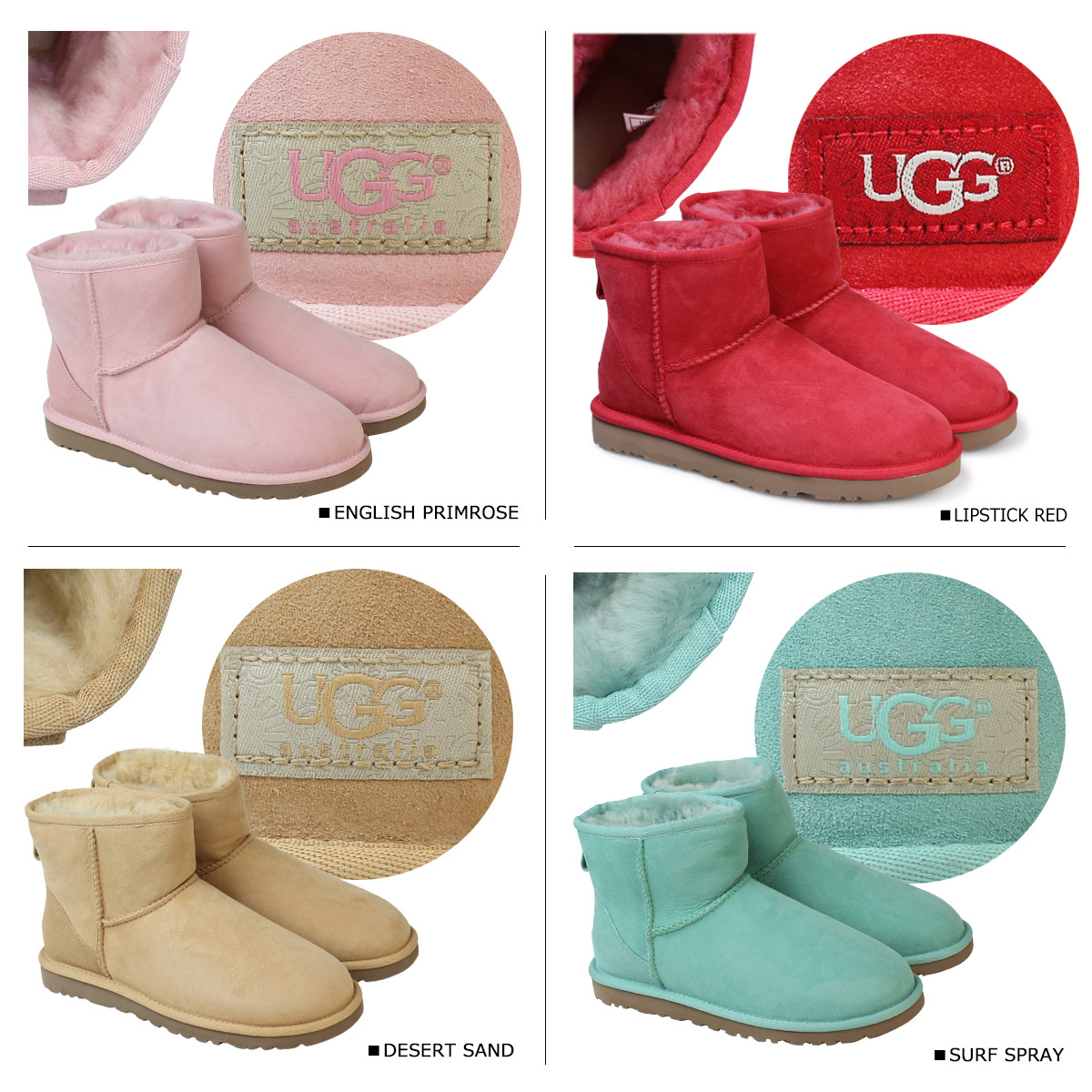 whats up sports ugg ugg classic mini sheepskin boots womens classic rh global rakuten com