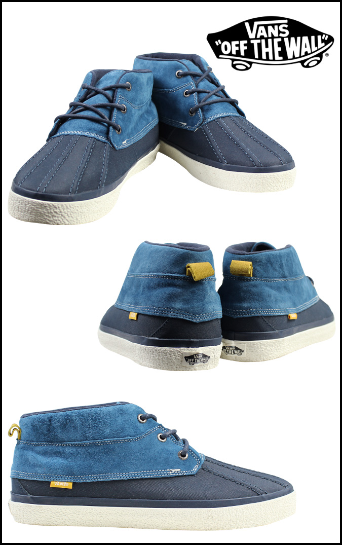 4bf6bb9577 Whats up Sports   SOLD OUT  vans VANS CHUKKA DEL PATO CA sneakers ...