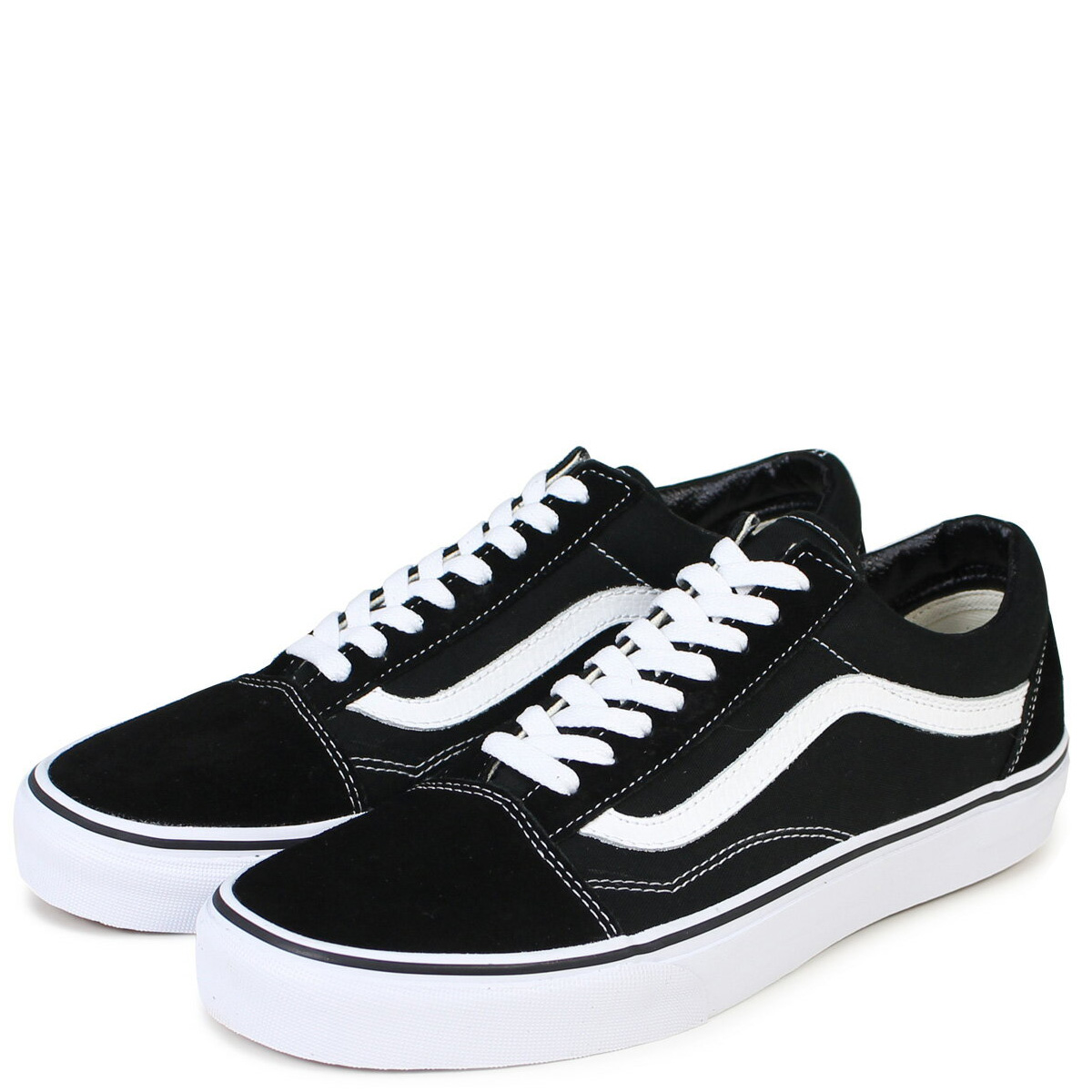wholesale sneakers for cheap best service VANS OLD SKOOL vans old school sneakers men gap Dis station wagons black  black VN000D3HY28 [the 10/10 additional arrival]