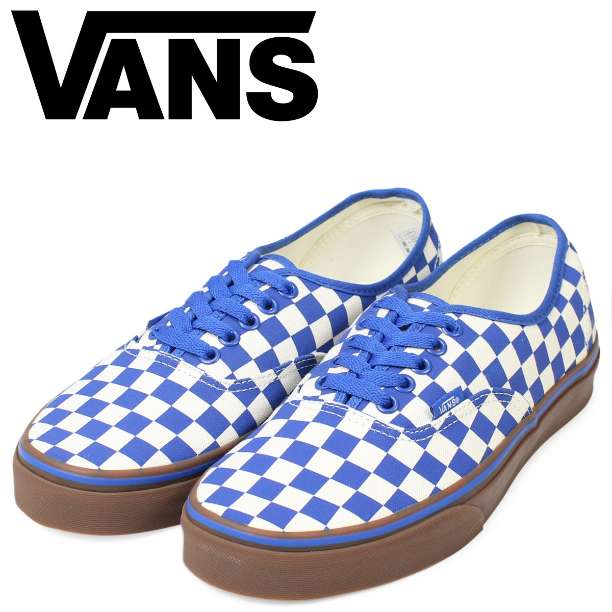 17907d0c1a1 ... VANS authentic vans slip-ons men sneakers station wagons AUTHENTIC  VN0004MKIC5 shoes blue 1229 Shinnyu ...