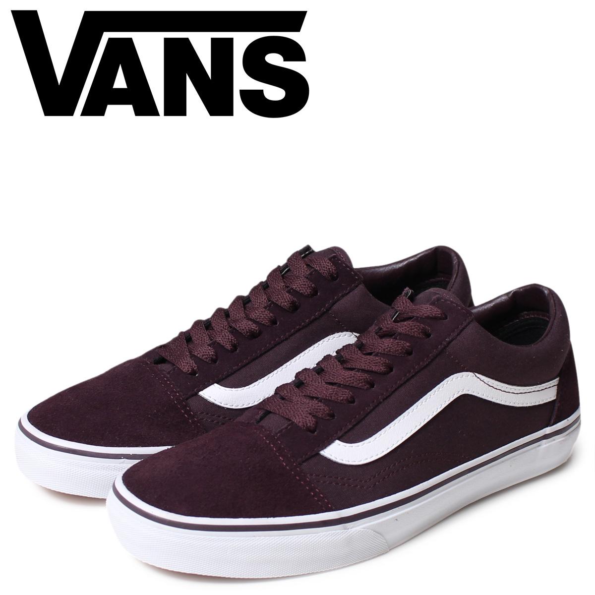 vans all school