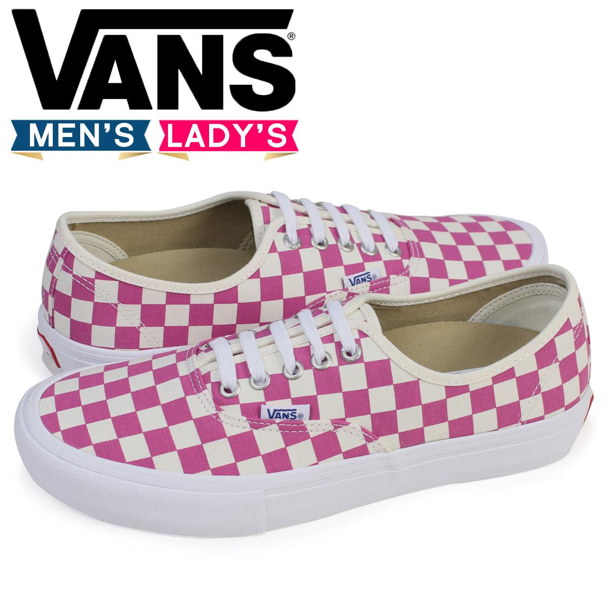 c1e585742c341b VANS authentic sneakers men gap Dis vans station wagons AUTHENTIC PRO  VN0A3479OM2 shoes pink  8 1 Shinnyu load