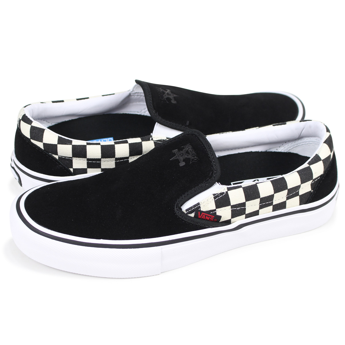 1bf7b98ca974b4 Whats up Sports  VANS THRASHER SLIP-ON PRO slasher slip-ons sneakers ...