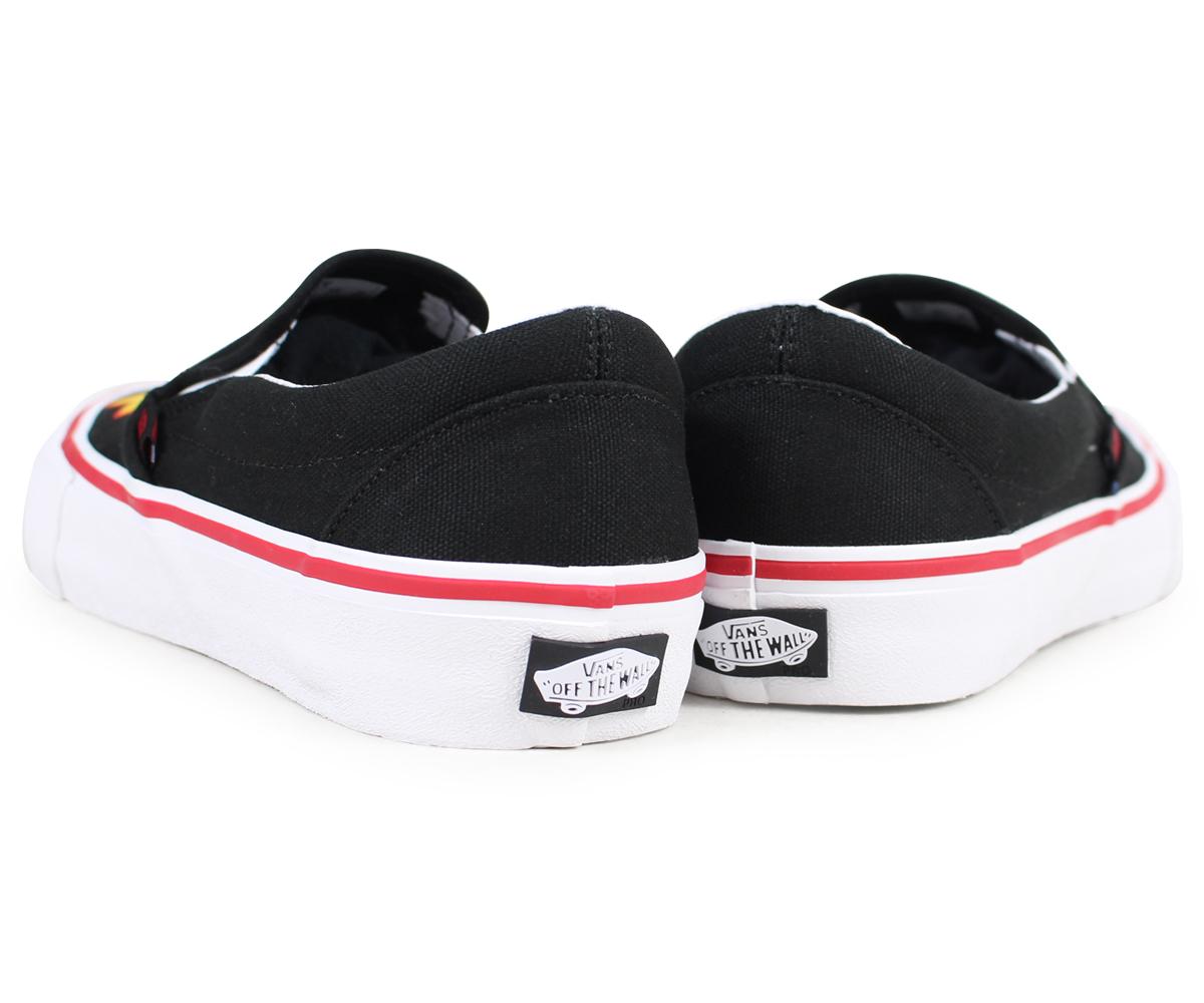 72290a4989 VANS THRASHER SLIP-ON PRO slasher slip-ons sneakers men gap Dis vans  station wagons VN0A347VOTE black  3 13 Shinnyu load