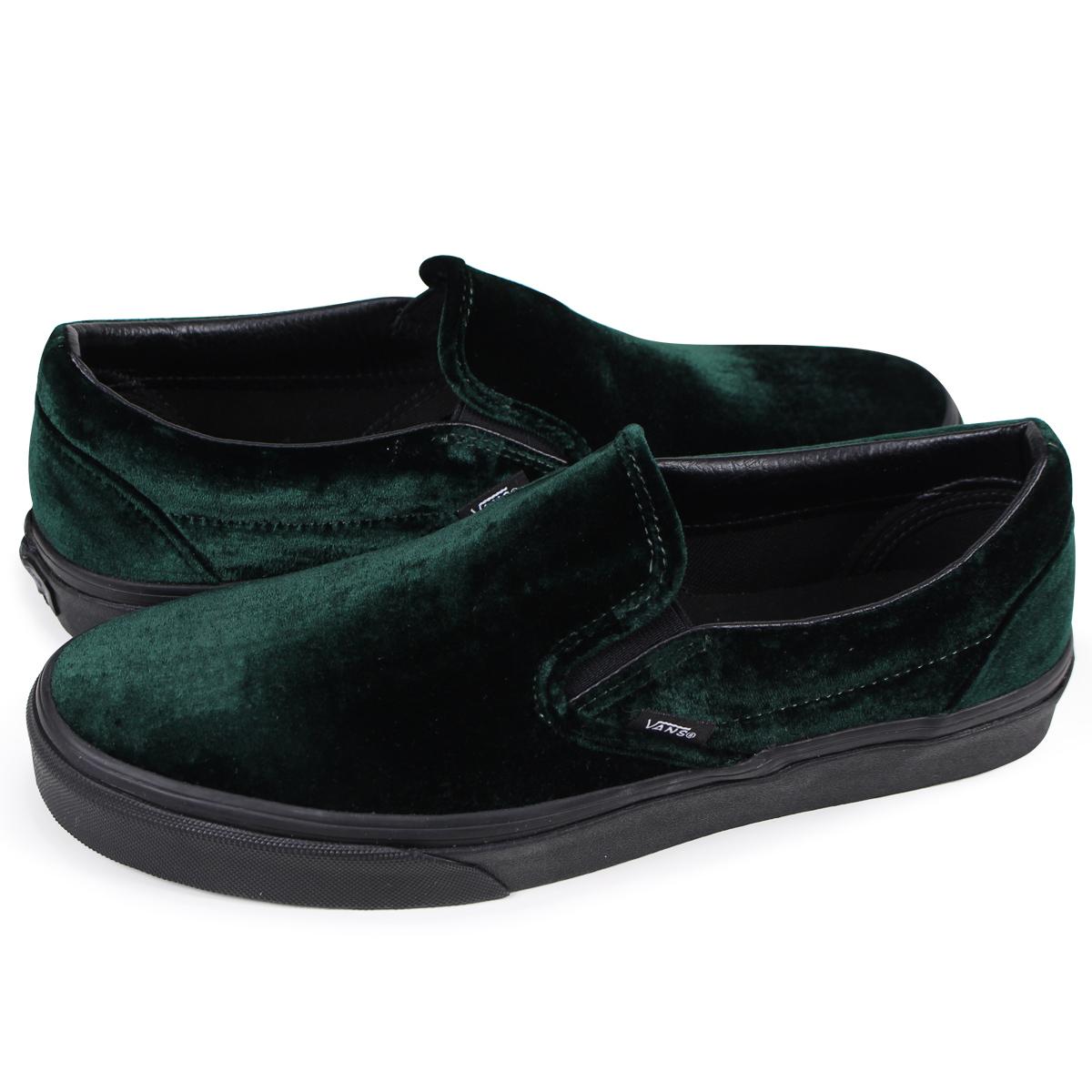 5e6e24ba45 VANS CLASSIC SLIP-ON slip-ons sneakers men gap Dis vans station wagons  VN0A38F7QU0 green