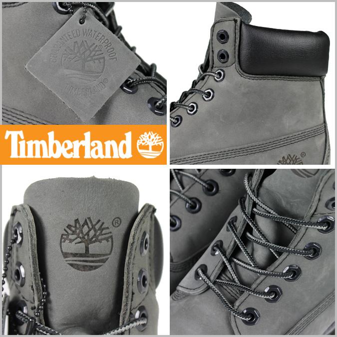 Timberland Botas Para Hombre 6 Pulgadas Premium 71596 Gris ayRIYuszB