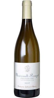 ■【お取寄せ】ドメーヌ ジョバール モレ ムルソー 1er ポリュゾ[2017] [ ワイン 白ワイン フランス ブルゴーニュワイン ]