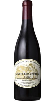 ■【お取寄せ】ラ ジブリオット ジュヴレ シャンベルタン 1er[2014] [ ワイン 赤ワイン フランス ブルゴーニュワイン ]