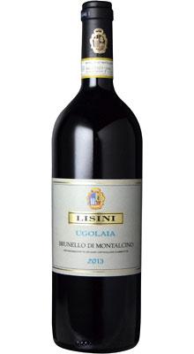 ■【お取寄せ】リジーニ ブルネッロ ディ モンタルチーノ ウゴライア[2013] [ ワイン 赤ワイン イタリアワイン トスカーナ ]