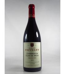 ■【お取寄せ】フェヴレ シャンベルタン クロ ド ベーズ グラン クリュ[2016] [ ワイン 赤ワイン フランスワイン ブルゴーニュワイン ]