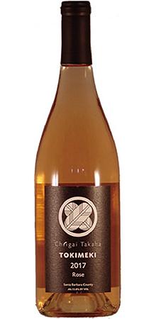 シャトー イガイ タカハ トキメキ ロゼ サンタ バーバラ 2017 サンタバーバラ SALE ワイン ロゼワイン 爆売りセール開催中 カリフォルニアワイン