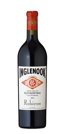 ■【お取寄せ】 イングルヌック ルビコン ラザフォード ナパヴァレー[2015] [ ワイン 赤ワイン カリフォルニアワイン ナパバレー ナパヴァレー ]
