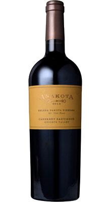 ■【お取寄せ】 アナコタ ヘレナ ダコタ ヴィンヤード カベルネ ソーヴィニヨン[2012] [ ワイン 赤ワイン カリフォルニアワイン ソノマ ]
