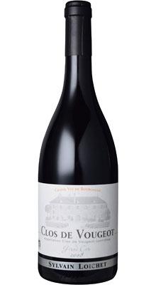 ■【お取寄せ】 ドメーヌ シルヴァン ロワシェ クロ ド ヴージョ[2018] [ ワイン 赤ワイン フランスワイン ブルゴーニュワイン ]