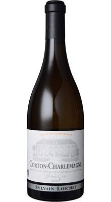 ■【お取寄せ】 ドメーヌ シルヴァン ロワシェ コルトン シャルルマーニュ[2018] [ ワイン 白ワイン フランスワイン ブルゴーニュワイン ]