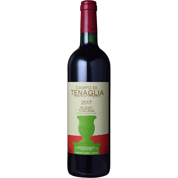 ■【お取寄せ】 トリノーロ カンポ ディ テナリア[2017] [ ワイン 赤ワイン イタリアワイン トスカーナ ]