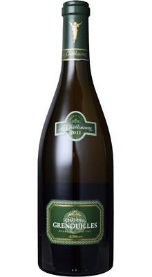 ■【お取寄せ】 ラ シャブリジェンヌ シャブリ グラン クリュ グルヌイユ CH.グルヌイユ[2011] [ ワイン 白ワイン フランスワイン ブルゴーニュワイン ]
