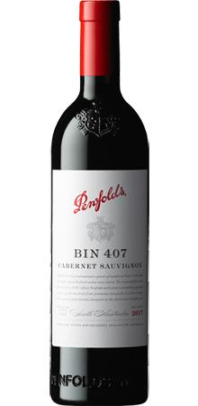 ペンフォールズ カベルネ ソーヴィニヨン ビン407[2017] [ ワイン 赤ワイン オーストラリアワイン ]
