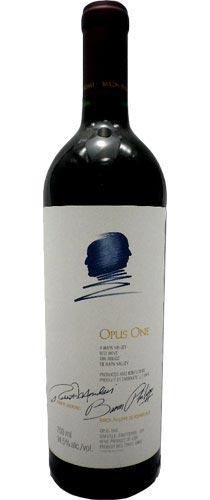 オーパス ワン[2014] [ カリフォルニアワイン ナパバレー ナパヴァレー 赤ワイン ワイン ]