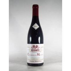 ■【お取寄せ】 ミシェル グロ シャンボル ミュジニー[2017] [ ワイン 赤ワイン フランスワイン ブルゴーニュワイン ]