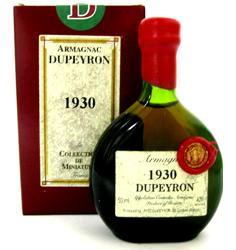 デュペイロン ヴィンテージ アルマニャック[1931] 【ミニチュアボトル:50ml】