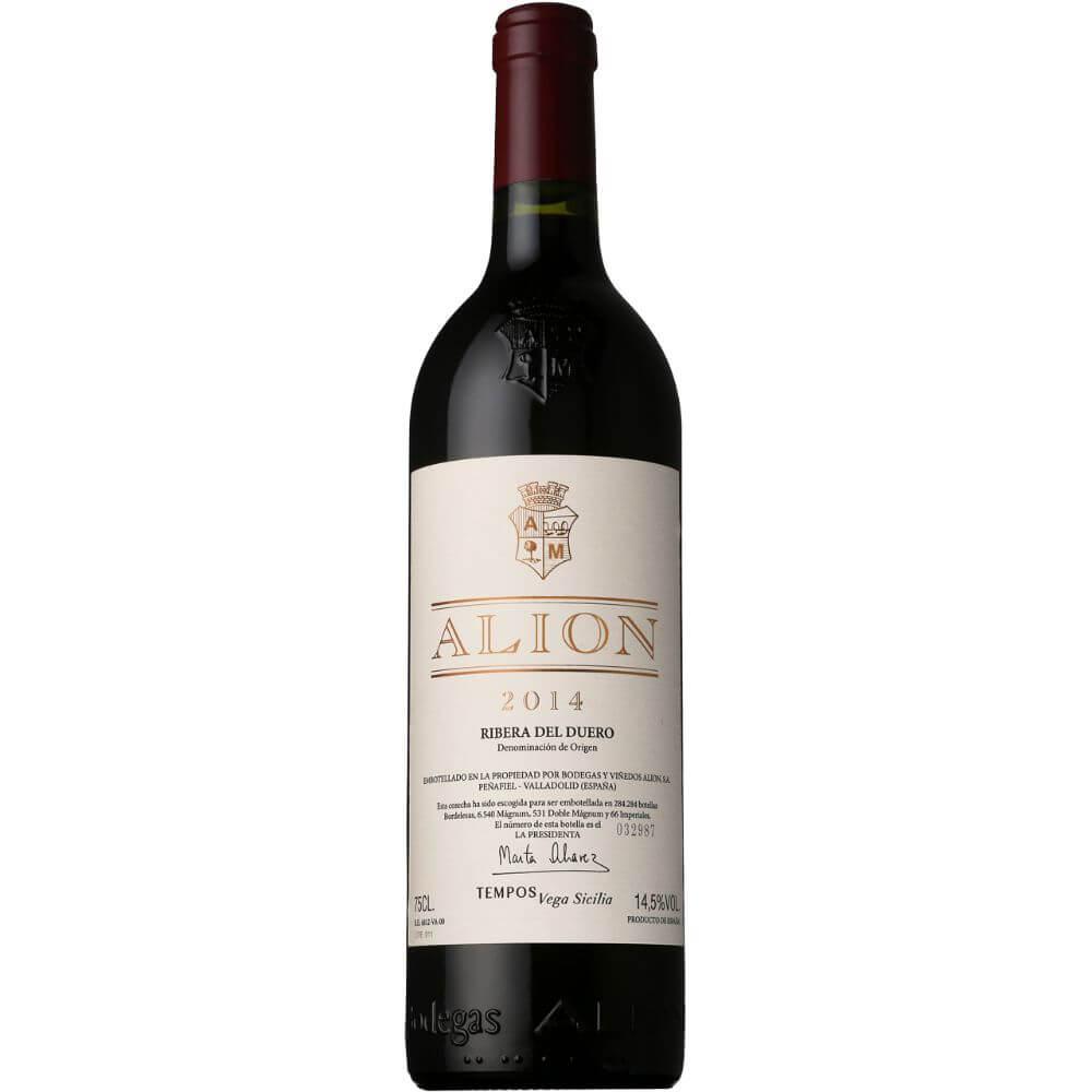■【お取寄せ】 ボデガス イ ビニェードス アリオン アリオン[2014] [ ワイン 赤ワイン スペインワイン カスティーリャイレオン ]