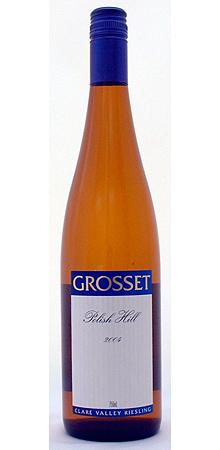 ■【お取寄せ】 グロセット ポーリシュヒル リースリング S[2004] [ ワイン 白ワイン オーストラリアワイン ]