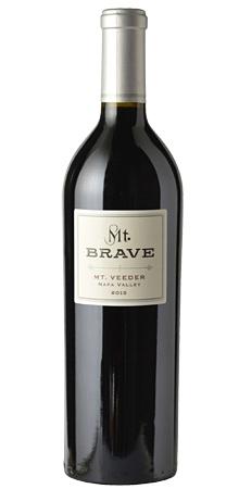 マウント ブレイブ カベルネソーヴィニヨン マウントヴィーダー ナパヴァレー[2015] ブレイヴ [ 赤ワイン カリフォルニアワイン ナパバレー ]