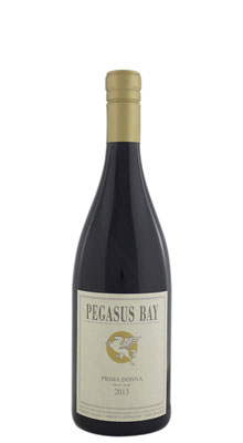 ■【お取寄せ】 ペガサス ベイ プリマドンナ ピノ ノワール S[2013] [ ワイン 赤ワイン ニュージーランドワイン ノースカンタベリー ]