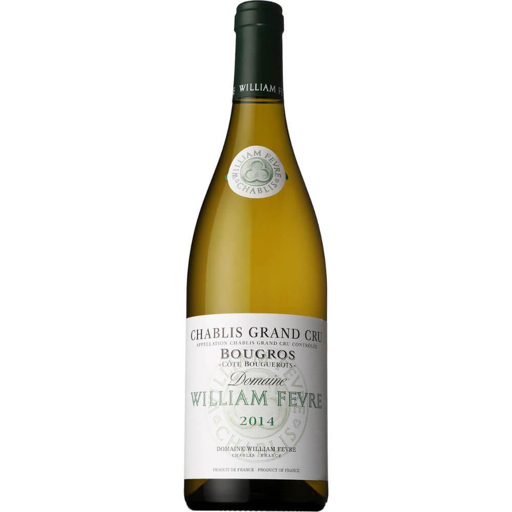 ■【お取寄せ】 ドメーヌ ウィリアム フェーブル シャブリ グランクリュ ブーグロ コート ブーグロ[2014] [ ワイン 白ワイン フランスワイン ブルゴーニュワイン ]