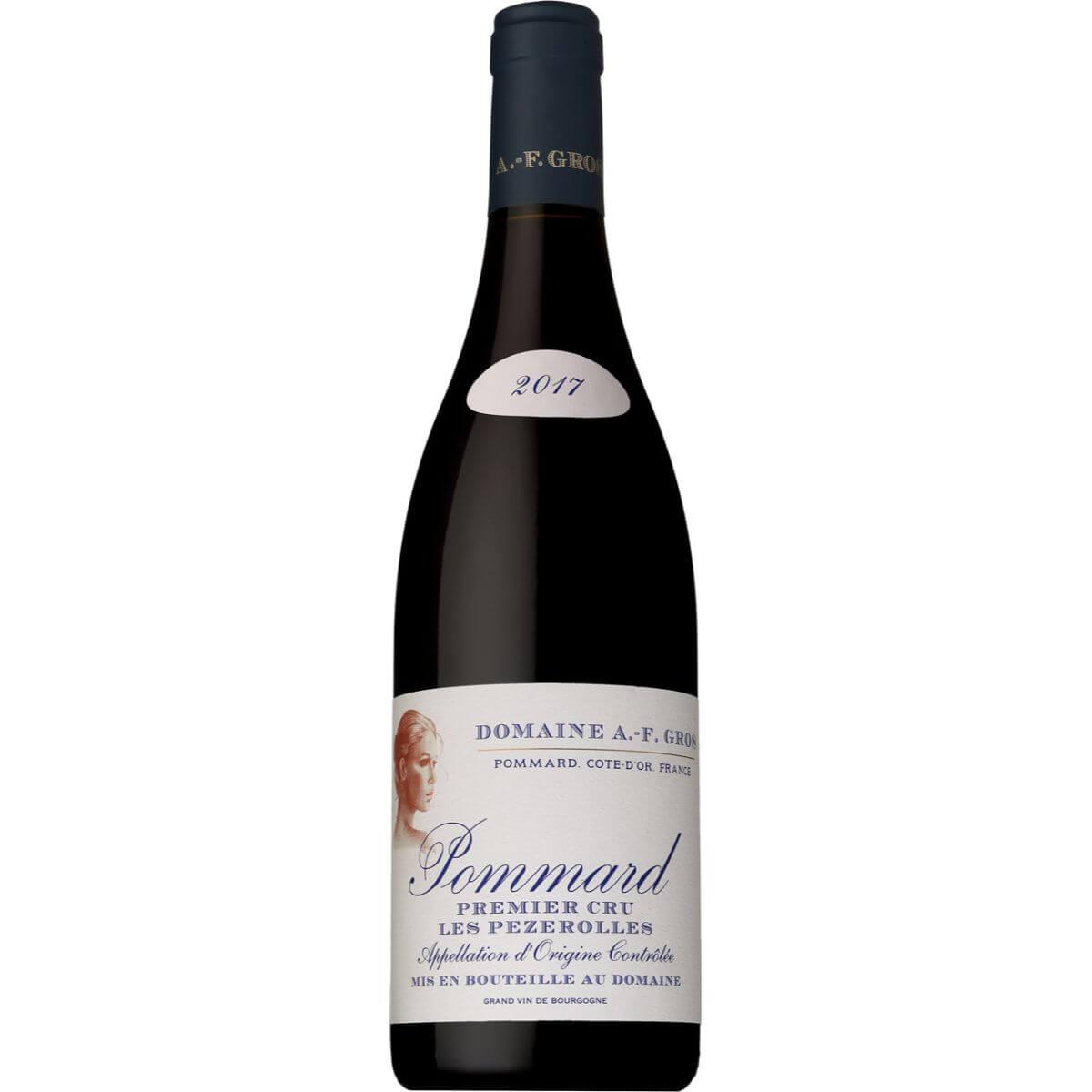 ■【お取寄せ】 ドメーヌ アンヌ フランソワーズ グロ ポマール レ ペズロル[2017] [ ワイン 赤ワイン フランスワイン ブルゴーニュワイン ]