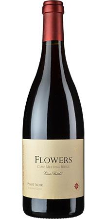 ■【お取寄せ】 フラワーズ キャンプ ミーティング リッジ ピノ ノワール[2015] [ ワイン 赤ワイン カリフォルニアワイン ソノマコースト ]