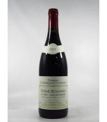 ■【お取寄せ】コンフュロン コトティド ヴォーヌ ロマネ プルミエ クリュ レ シュショ[2014] [ ワイン 赤ワイン フランスワイン ブルゴーニュワイン ]