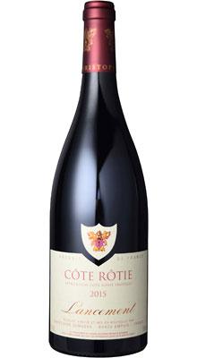 ■【お取寄せ】 ドメーヌ クリストフ セマスカ コート ロティ ランスモン[2015] [ ワイン 赤ワイン フランスワイン コートデュローヌワイン ]