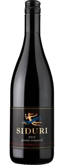 シドゥーリ ピノノワール ピゾーニ ヴィンヤード[2012] ピソーニ [ カリフォルニアワイン 赤ワイン ワイン ]