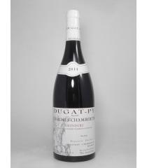 ■【お取寄せ】ベルナール デュガ ピィ シャルム シャンベルタン グラン クリュ[2014] [ ワイン 赤ワイン フランスワイン ブルゴーニュワイン ]