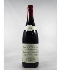 ■【お取寄せ】コンフュロン コトティド ジュヴレ シャンベルタン プルミエ クリュ プチット シャペル[2014] [ ワイン 赤ワイン フランスワイン ブルゴーニュワイン ]