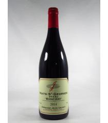 ■【お取寄せ】ジャン グリヴォ ニュイ サン ジョルジュ プルミエ クリュ ロンシエール[2014] [ ワイン 赤ワイン フランスワイン ブルゴーニュワイン ]