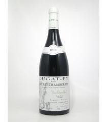 ■【お取寄せ】ベルナール デュガ ピィ ジュヴレ シャンベルタン レ ゼヴォセル ヴィエーユ ヴィーニュ[2013] [ ワイン 赤ワイン フランスワイン ブルゴーニュワイン ]