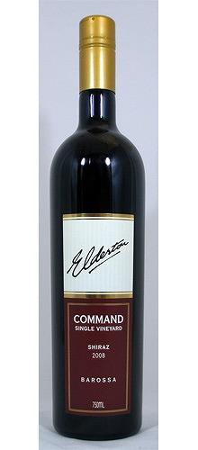 ■エルダトン コマンド シングル ヴィンヤード シラーズ[2008](750ml)Elderton Command Single Vineyard Shiraz [2008]【出荷:7~10日後】
