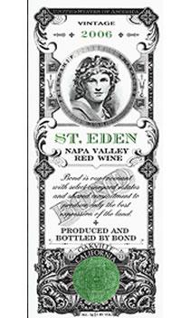【正規品】ボンド セント エデン[2011] Bond St Eden[2011]