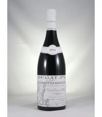■【お取寄せ】ベルナール デュガ ピィ ジュヴレ シャンベルタン キュヴェ クール ド ロワ トレ VV[2012] [ ワイン 赤ワイン フランスワイン ブルゴーニュワイン ]