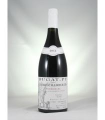 ■【お取寄せ】ベルナール デュガ ピィ ジュヴレ シャンベルタン プルミエ クリュ ヴィエーユ ヴィーニュ[2012] [ ワイン 赤ワイン フランスワイン ブルゴーニュワイン ]