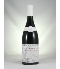 ■【お取寄せ】ベルナール デュガ ピィ ジュヴレ シャンベルタン 1erクリュ プチット シャペル VV[2012] [ ワイン 赤ワイン フランスワイン ブルゴーニュワイン ]