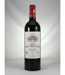 ■【お取寄せ】ボルドー ポイヤック シャトー グラン ピュイ ラコスト[2011] [ ワイン 赤ワイン フランスワイン ボルドーワイン ]