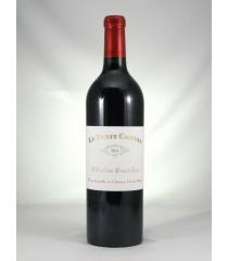 ■【お取寄せ】ボルドー サンテミリオン ル プチ シュヴァル[2011] [ ワイン 赤ワイン フランスワイン ボルドーワイン ]